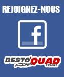 Destoquad.fr - rejoignez detoquad sur les reseaux sociaux - FACEBOOK