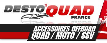 Destoquad - Pieces quad et moto pas cheres