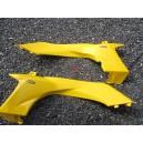 Carénages MAIER jaune avant YFZ 450 carbu