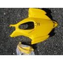 Carénage avant une piece MAIER jaune YFZ 450 carbu