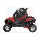 KIT PORTES ELYTRE NOIRES BLINGSTAR POLARIS RZR
