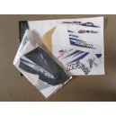 Kit déco Yamaha ONE INDUSTRIE Blanc DUNCAN Blaster 200