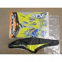 Kit déco jaune fluo ONE ATV WORLD YFZ450 carbu