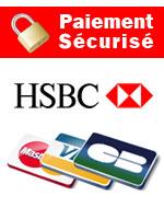 Paiement sécurisé HSBC
